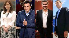 A un mes del cierre de listas, los dirigentes subieron la temperatura de la política argentina: El randazzismo no cedió al pedido de unidad…
