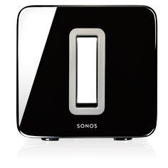 SUB - Wireless Subwoofer | Sonos