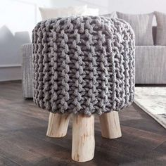 Leeds, Shades Of Grey, Stool, Design, Furniture, Home Decor, Grey, Timber Wood, Breien