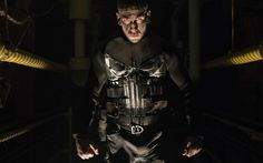Download wallpapers Frank Castle, 4k, The Punisher, 2017 movie, TV series, Jon Bernthal