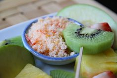 Sweet, Spicy, Salty Fruit Dips, Thai Style | Thai Food by SheSimmers