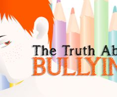 Truth About Bullying Infographic- Pinned by @PediaStaff – Please Visit ht.ly/63sNtfor all our pediatric therapy pins