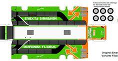 Hier möchte ich den Setra 431 DT in der aktuellen Meinfernbus Flixbus Lackierung vorstellen. Ich wünsche viel Freude beim Basteln! ...