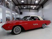 1963 Ford Thunderbird Factory Sports Roadster