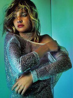 Natalia Vodianove by Mario Testino for V Magazine