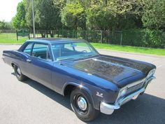 1966 Chevrolet Biscayne with 427