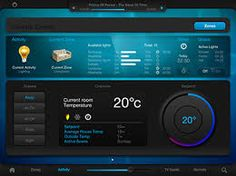 home automation ui - Google Search