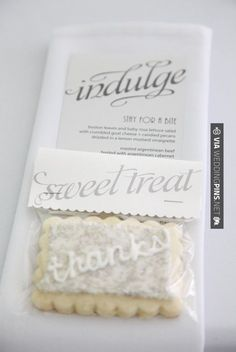 Cool - @Jerica Cates Lavern super cute and SUPER easy wedding favors | CHECK OUT MORE GREAT WHITE WEDDING IDEAS AT WEDDINGPINS.NET | #weddings #whitewedding #white #thecolorwhite #events #forweddings #ilovewhite #bright #pure #love #romance