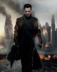 Star Trek Into Darkness- Benedict as Khan