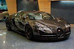 Bugotti Veyron the fastest car ever