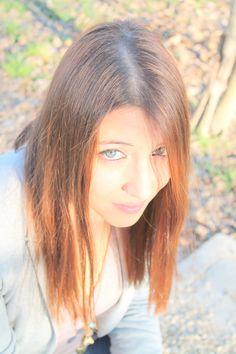 Beautiful eyes- beautiful photo shoot