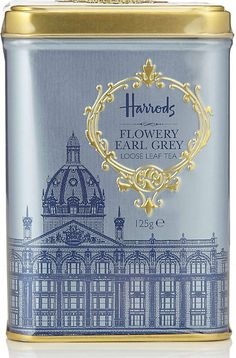 Harrods Tea...nothing like tea time at Harrods of London!  Also, a great Earl Grey.