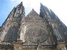 Cathedral in Prague Castle, Prague, Czech Republic