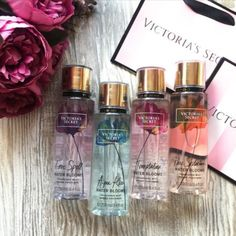 Victoria's secret fragrance mists - Victoria's secret fragrance mists You are in the right place about Makeup videos Here we offer yo - Perfume Hermes, Perfume Body Spray, Bath And Body Works Perfume, Pink Perfume, Victoria Secrets, Show Victoria Secret, Victoria Secret Body Spray, Perfume Victoria Secret, Victoria Secret Lotion