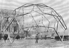 "+ Richard Buckminster ""Bucky"" Fuller was an American systems theorist, architect, engineer, author, designer, inventor, futurist, and fellow spark seeker."