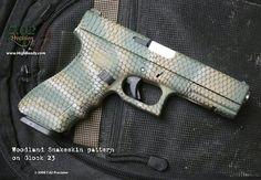 Camo Glock