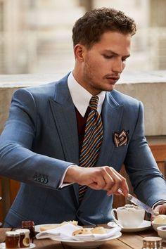 Precision, prowess and a dash of daring are the hallmarks of Italy's finest tailoring houses. Honour the traditions of the old country with meticulous silhouettes in sumptuous materials and embrace the nation's finest export - effortless style.