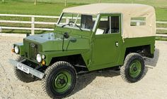 1972 LAND ROVER SERIES 3 - 3