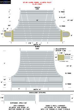 X-Wing Pilot flight harness