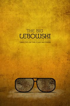 The Big Lebowski (1998) - The Dude is a movie icon and no one could have pulled it off better than Jeff Bridges. Great mystery movie from the Coen Brothers.