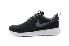 Nike Roshe Run - Dark Gray / Black / White