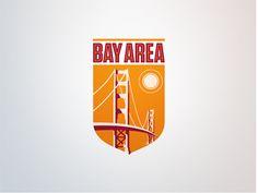 """Bay Area"" Logo by Fraser Davidson"