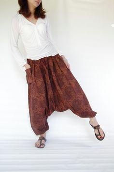 Harem pants?