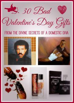 """30 """"Bad"""" Gifts for Valentine's Day  Some of these were hilarious"""