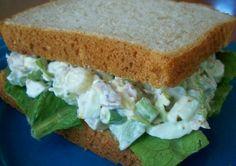 Easy Homemade Chicken Salad
