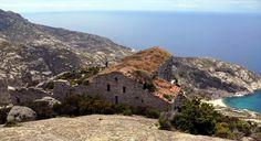 Isola di Montecristo.
