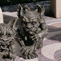 Design Toscano Design Toscano Whisper The Gothic Gargoyle Statue
