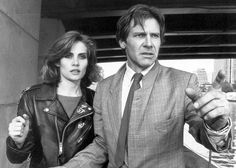 """Harrison Ford """"If You Go To San Francisco, Be Sure To Wear A Flower In Your Hair..."""" 1988 Movie Frantic"""