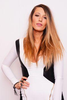 LOOK DA CELEB: BLAKE LIVELY (DE VOLTA!) NA NYFW    por Thereza Chammas | Fashionismo       - http://modatrade.com.br/look-da-celeb-blake-lively-de-volta-na-nyfw