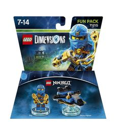 LEGO Dimensions Fun Packs