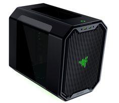 Antec и Razer представили корпус Mini-ITX для игровых систем