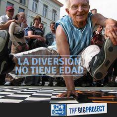 La Diversion No Tiene Edad Vote for this project here : http://www.oxfordbigproject.com/en/project-nominee/la-diversion-no-tiene-edad