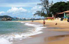 Um belo dia no paraíso! Setiba- Guarapari ES