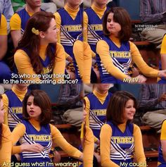 "When she truly didn't give a shit about school functions: | 13 Times Alex Russo From ""Wizards Of Waverly Place"" Literally Gave No Fucks"