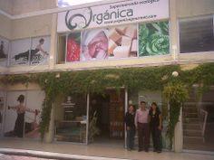 Manufactura 48. Local 8. Plaza Bosques. Parques Industriales.76160 Querétaro https://www.facebook.com/supermercadoorganica?fref=ts