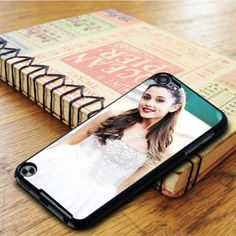 Ariana Grande Red Lips iPod 6 Touch Case