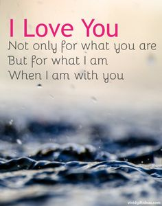Love Quote 2 - Love You Quotes for Him