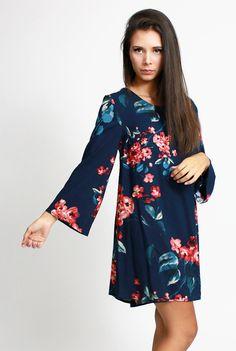 Vestido de flores | Bluedale
