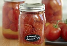 Canning Basics: How to Can Tomatoes by Karen Solomon. http://api.creativebug.com/workshops/canning-basics-how-to-can-tomatoes.   Creativebug - Craft classes to delight your creative side.