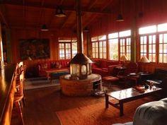 Panama, reception, accommodation & meals