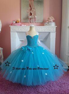 Robe tutu, robe de princesse, 7-8 ans