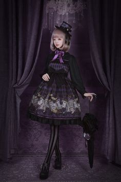 [✦✧Ista Mori ~Ace & Alice~ Lolita JSK✦✧] gets restocked, can be shipped out within 24 hours: http://www.my-lolita-dress.com/ista-mori-ace-and-alice-lolita-jumper-dress-im-17