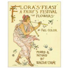 Flora's Feast, A Fairy's Festival of Flowers