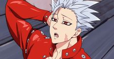 🌹 One-Shots Nanatsu no Taizai 🌹 Seven Deadly Sins Anime, 7 Deadly Sins, Hot Anime Boy, Anime Guys, Noragami, Ban Anime, Neji E Tenten, 7 Sins, Seven Deady Sins