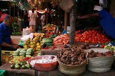 Spice Market, Zanzibar Island ... Tanzania