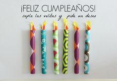 Tarjeta para cumpleaños hecha en minutos | Blog de BabyCenter